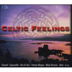 Cover - Relativity: Celtic Feelings
