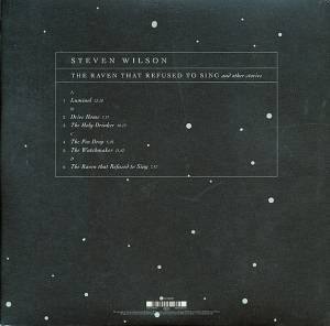 Steven Wilson: The Raven That Refused To Sing (And Other Stories) (2-LP) - Bild 2