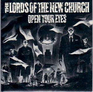 Cover - Lords Of The New Church, The: Open Your Eyes