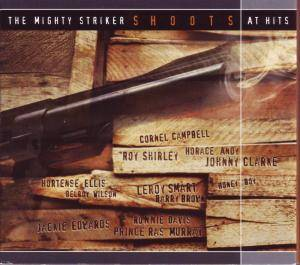 Cover - Roy Shirley: Mighty Striker Shoots At Hits, The
