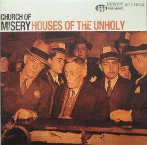 Cover - Church Of Misery: Houses Of The Unholy