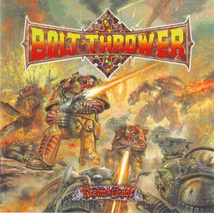 Bolt Thrower: Realm Of Chaos (Slaves To Darkness) (CD + DVD) - Bild 1