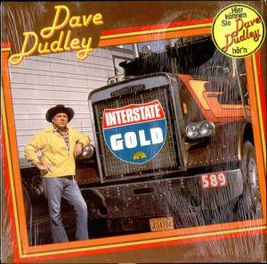 Cover - Dave Dudley: Interstate Gold