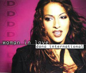 Cover - Dana International: Woman In Love
