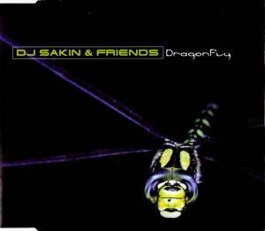 Cover - DJ Sakin & Friends: Dragonfly