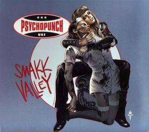 Psychopunch: Smakk Valley - Cover