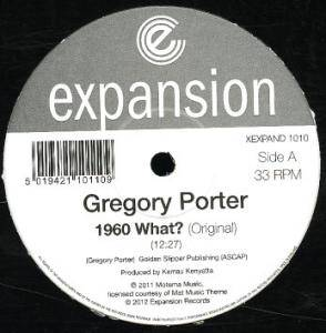 Cover - Gregory Porter: 1960 What?