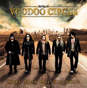 Cover - Alex Beyrodt's Voodoo Circle: More Than One Way Home