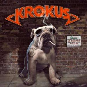 Krokus: Dirty Dynamite - Cover