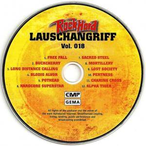 Rock Hard - Lauschangriff Vol. 018 (CD) - Bild 3