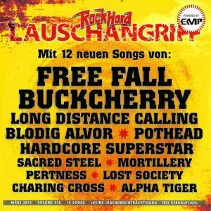Rock Hard - Lauschangriff Vol. 018 (CD) - Bild 1