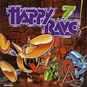 Cover - Fiocco: Happy Rave 7