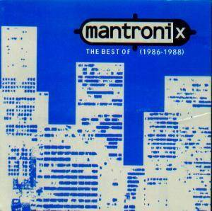 Cover - Mantronix: Best Of (1986-1988), The