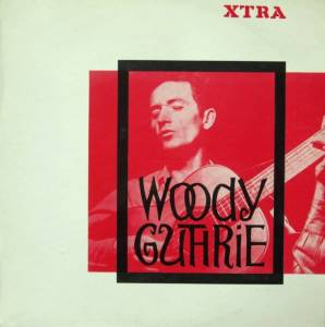 Cover - Woody Guthrie: Woody Guthrie