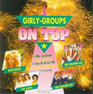 Girly-Groups On Top - Cover