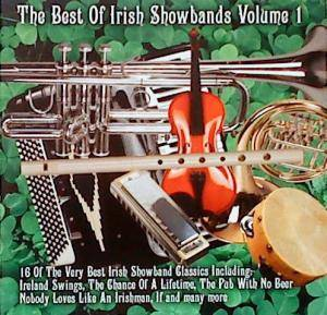 Cover - Teddy Palmer: Best Of Irish Showbands Volume 1, The