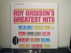 Roy Orbison: Greatest Hits - Cover