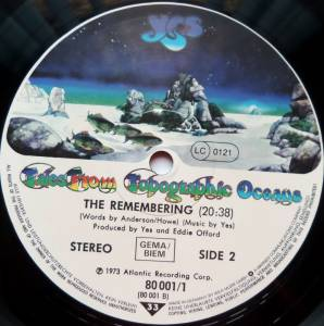 Yes: Tales From Topographic Oceans (2-LP) - Bild 4