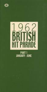 Cover - Doug Sheldon: 1962 British Hit Parade - Part 1: January-June