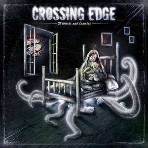 Crossing Edge: Of Ghosts And Enemies - Cover