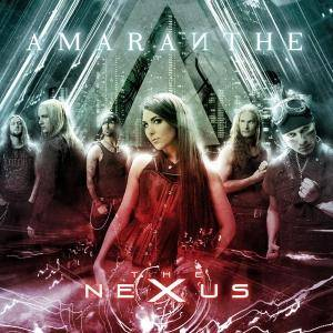 Amaranthe: Nexus, The - Cover