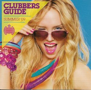 Clubbers Guide Summer '09 - Cover