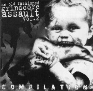 Old Fashioned Grindcore Assault Vol. 2, An - Cover