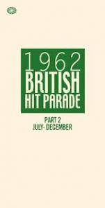 Cover - Stan Getz & Charlie Byrd: 1962 British Hit Parade - Part 2: July-December