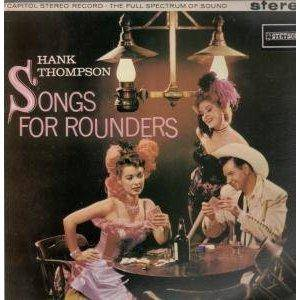 Cover - Hank Thompson: Songs For Rounders