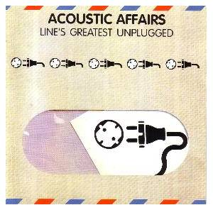 Cover - Jo Ann Kelly: Acoustic Affairs - Line's Greatest Unplugged