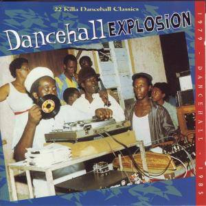 Cover - Earl Sixteen: Dancehall Explosion