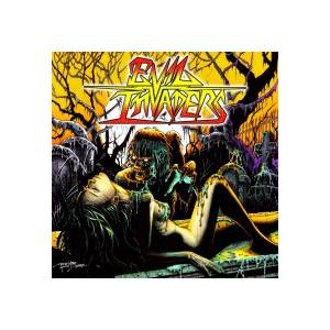 Evil Invaders: Evil Invaders (Mini-CD / EP) - Bild 1