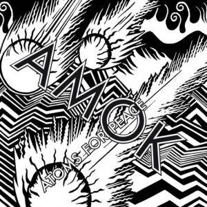 Atoms For Peace: Amok - Cover