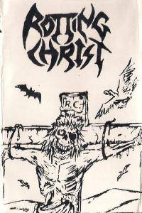 Cover - Rotting Christ: Reh. '88