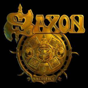 Saxon: Sacrifice - Cover