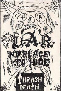 V.A.R.: No Place To Hide (Demo-Tape) - Bild 1