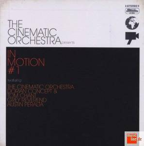 Cover - Cinematic Orchestra, The: In Motion #1