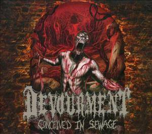 Devourment: Conceived In Sewage - Cover