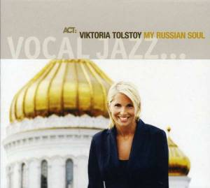 Cover - Viktoria Tolstoy: My Russian Soul
