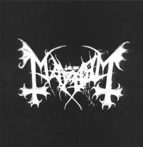 Mayhem: Ancient Skin / Necrolust - Cover