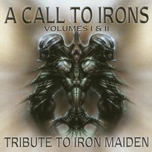 Cover - New Eden: Call To Irons Volume I & II, A