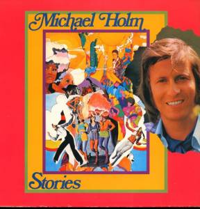 Cover - Michael Holm: Stories