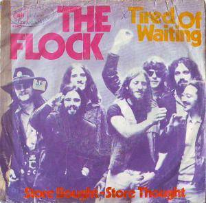 Cover - Flock, The: Tired Of Waiting