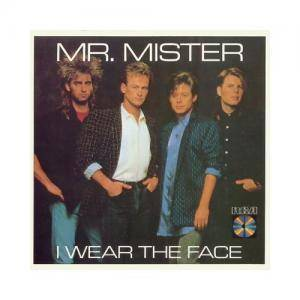 Mr. Mister: I Wear The Face (CD) - Bild 1