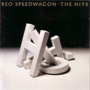 REO Speedwagon: Hits, The - Cover
