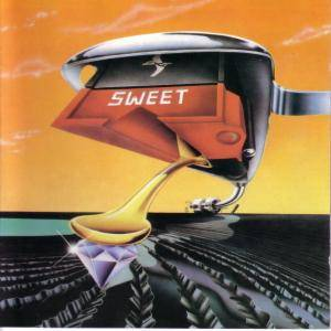 The Sweet: Off The Record - Cover