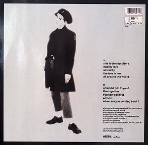 Lisa Stansfield: Affection (LP) - Bild 3