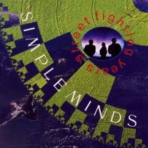 Simple Minds: Street Fighting Years (LP) - Bild 1