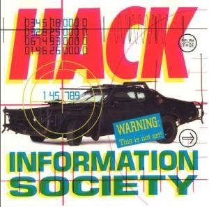 Information Society: Hack - Cover