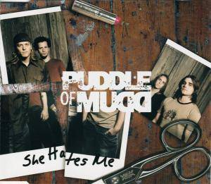 Cover - Puddle Of Mudd: She Hates Me